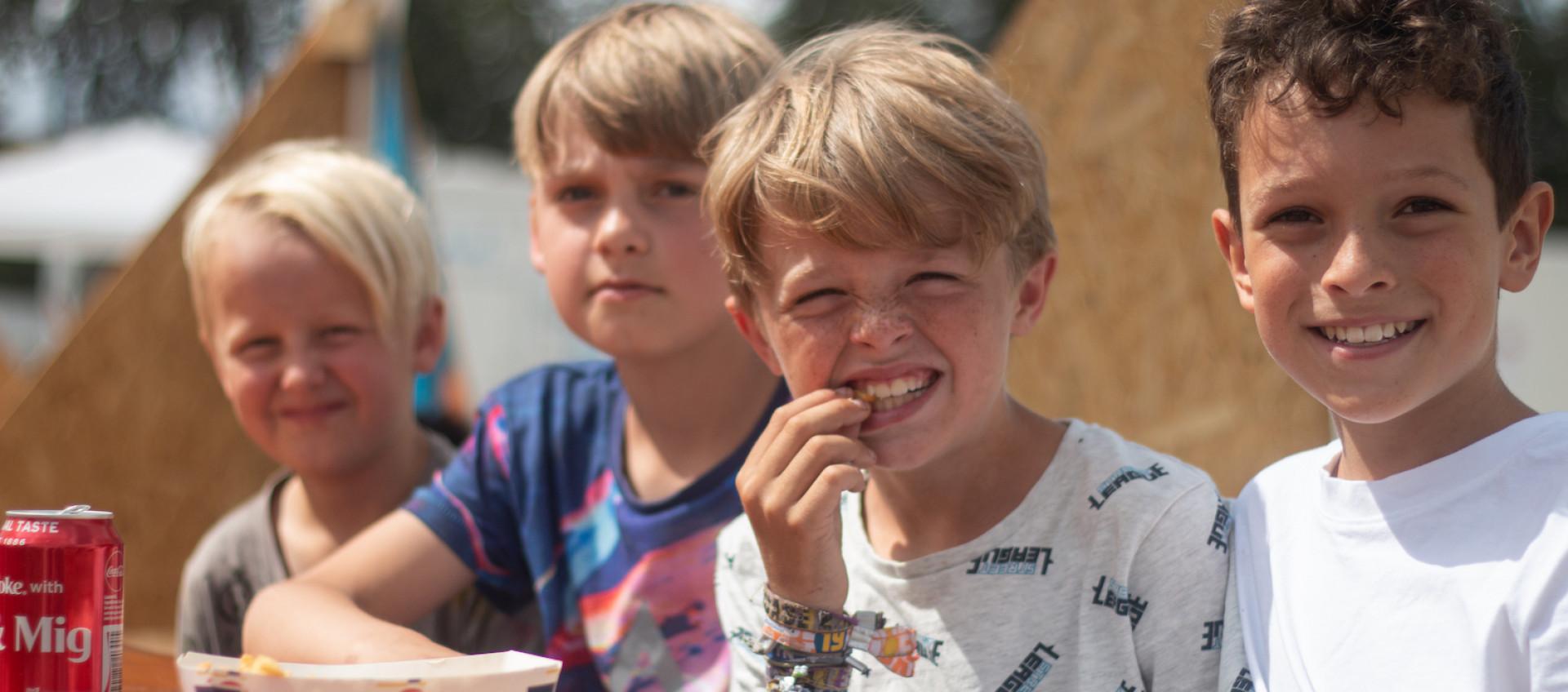 Børne- og ungdomslejre