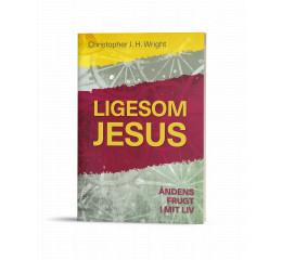 Temarelevant bog: Ligesom Jesus - Åndens frugt i mit liv (inkl. forsendelse)